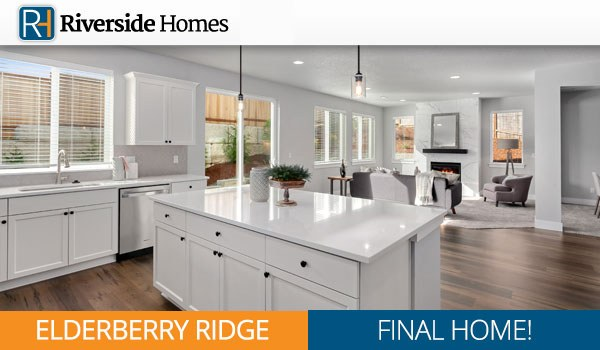 Finale home available at Elderberry Ridge in Tigard