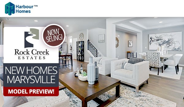 Model home preview weekend