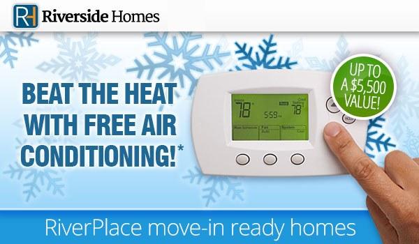 Free air conditioner